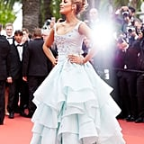 Blake Lively Was Totally Channeling Cinderella in Vivienne Westwood
