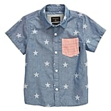 Quicksilver Fourth of July Woven Shirt