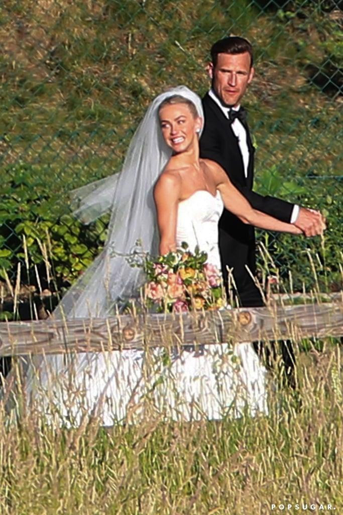 Julianne hough wedding pictures popsugar celebrity photo 9 for Julianne hough wedding pictures