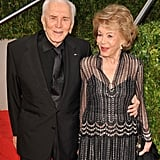 Kirk Douglas and Anne Buydens: 64 Years
