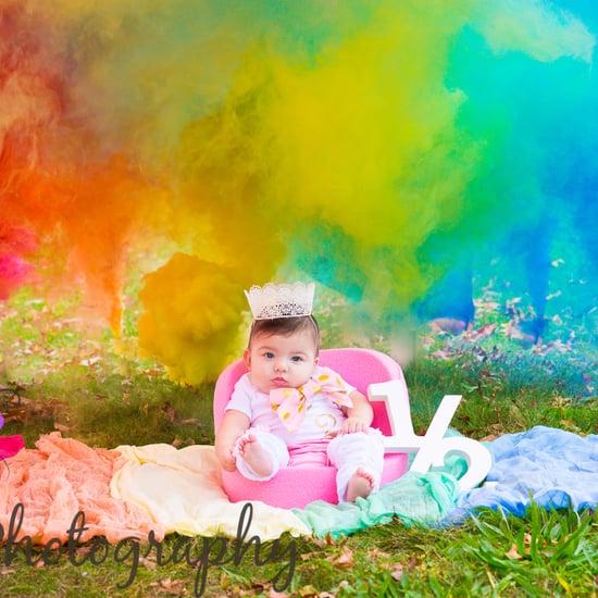 Best Rainbow Baby Photos 2017