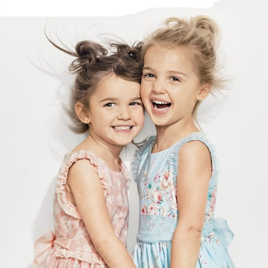 Mila and Emma Stauffer Clothing Line at Target