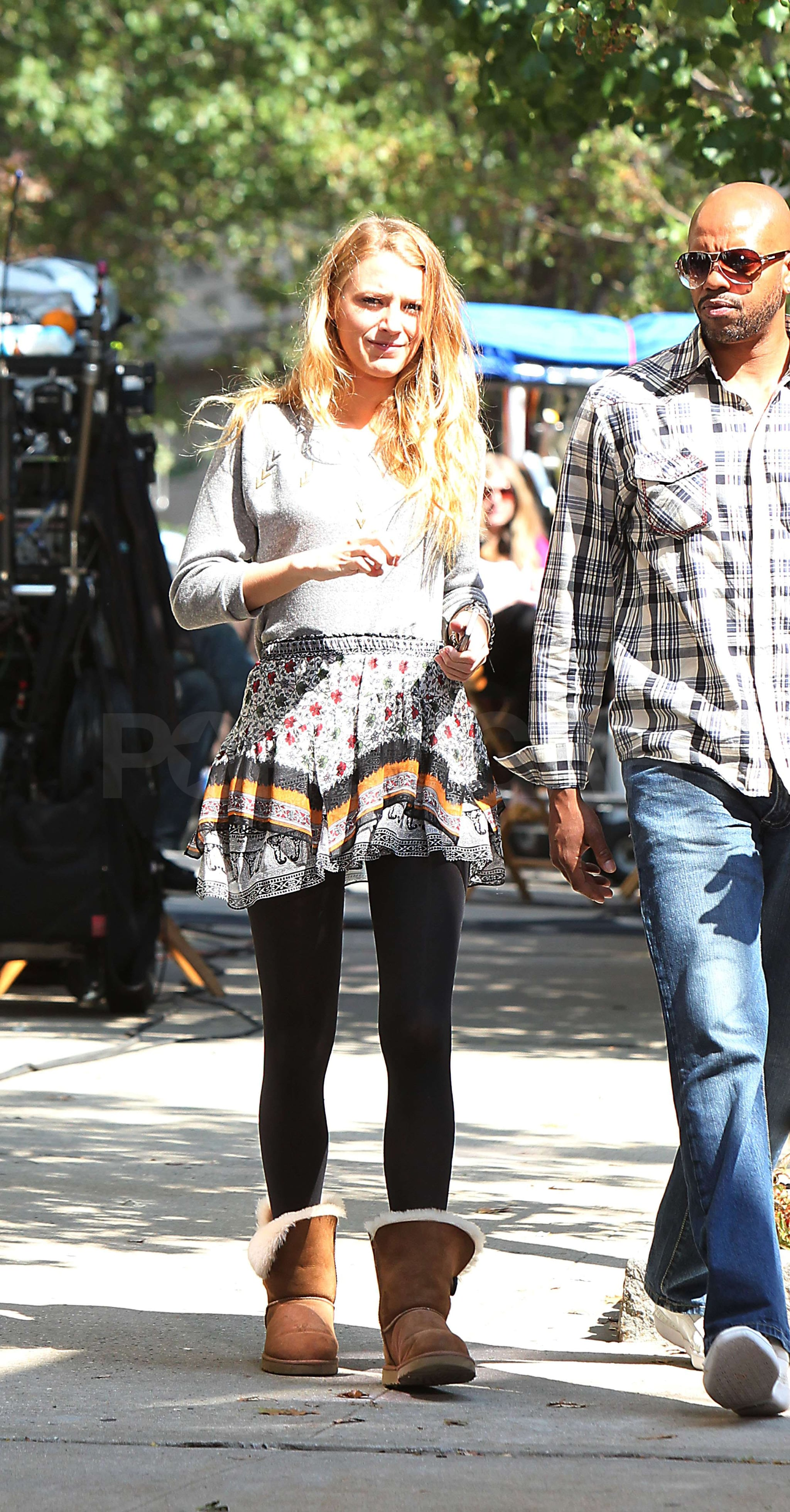 Pictures Of Blake Lively Ed Westwick Leighton Meester