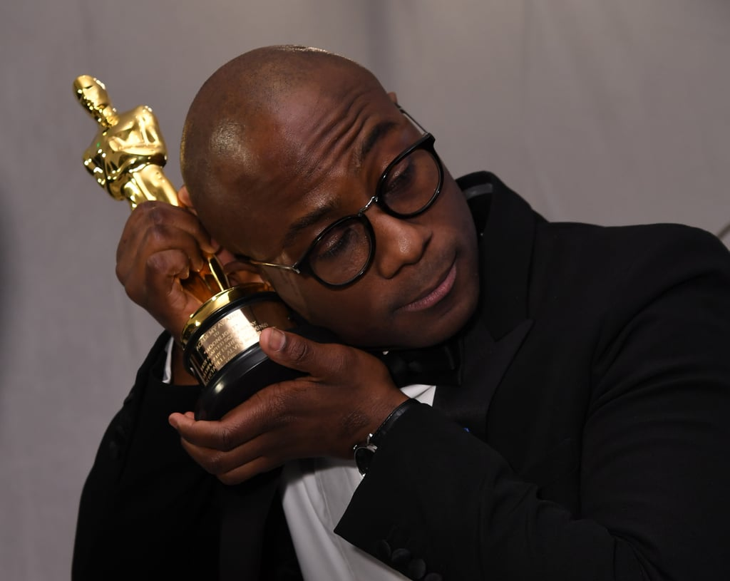 Pictured: Barry Jenkins