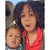 Aden and Cree