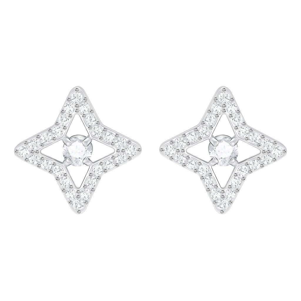 Swarovski Sparkling Dance Star Stud Pierced Earrings ($119)