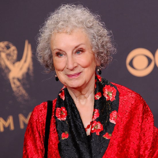 Margaret Atwood Talking About The Handmaid's Tale Emmys 2017
