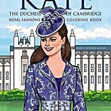 Kate Middleton Coloring Book