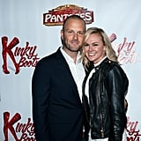 Laura Bell Bundy and Thom Hinkle