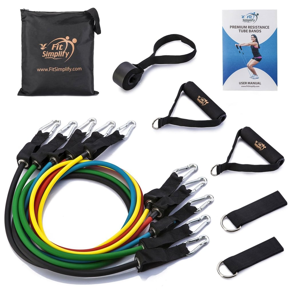 Mix-and-Match Resistance Bands