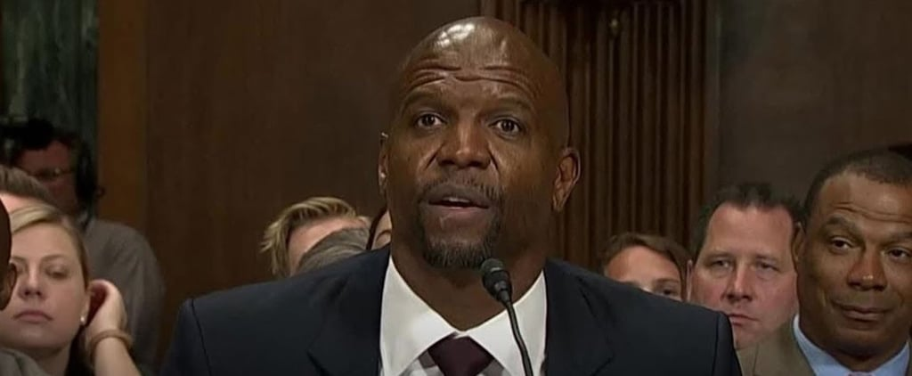 Terry Crews Sexual Assault Testimony Before the Senate Video