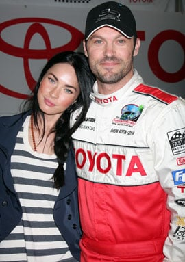 Picture of Megan Fox and Brian Austin Green Got Married in Hawaii