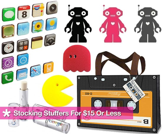 Stocking Stuffers For $15 and Under