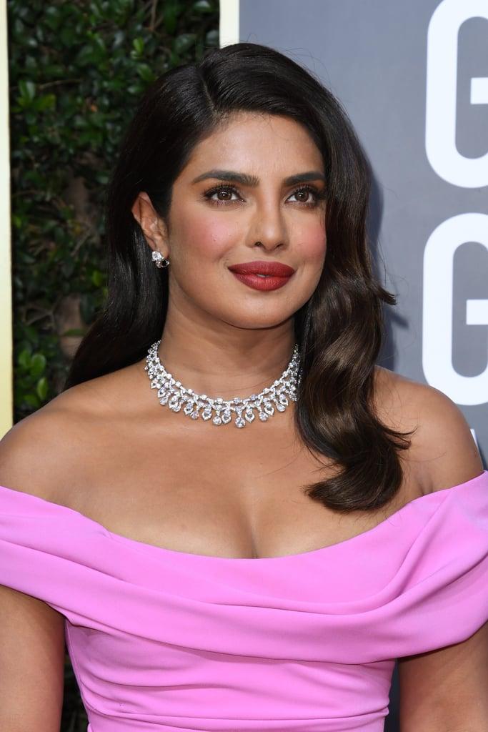 Priyanka Chopra at the 2020 Golden Globes