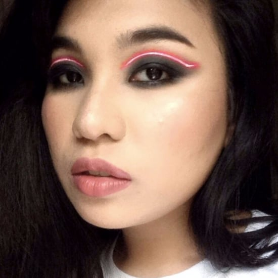 How to DIY Neon Eyeliner