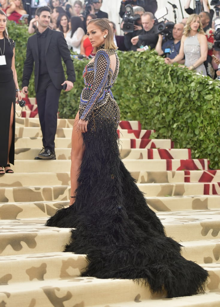 Balmain Dresses at the Met Gala 2018