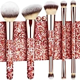 It Brushes For Ulta Your Glam Must-Haves 5 Pc Brush Set + Exclusive Clutch