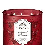 Bath & Body Works Gingerbread & Caramel 3-Wick Candle