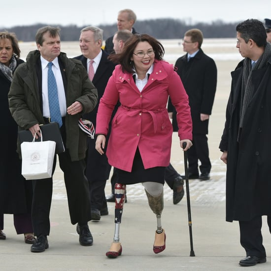 Sen. Tammy Duckworth's Response to Trump's Transgender Ban