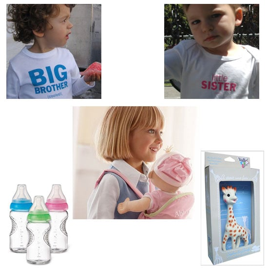 Sibling Shower: Gift Guide