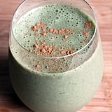 Spinach Chocolate Smoothie