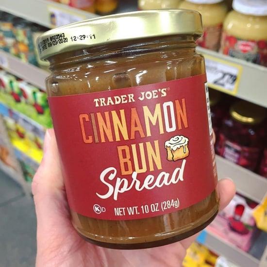 Trader Joe's Now Sells Cinnamon Bun Spread
