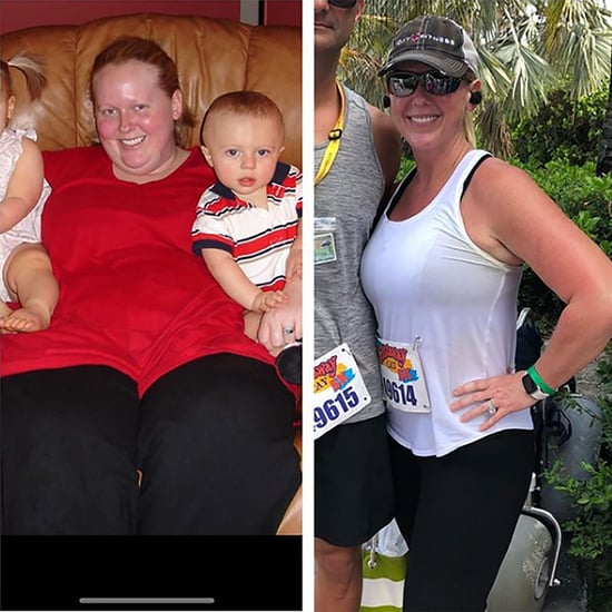 100 Pound Weight Loss Transformation Photos