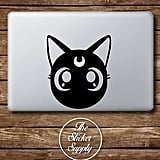Sailor Moon Decal ($6)