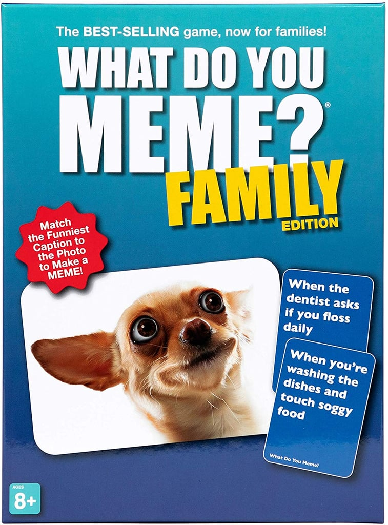 What Do You Meme? Family Edition Board Game on Amazon