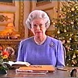 The Queen's Christmas Message 1997