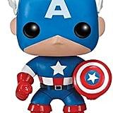 Captain America Funko ($10)