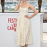 French film actress Audrey Tautou attended a special photo call for the annual Cannes Film Festival.