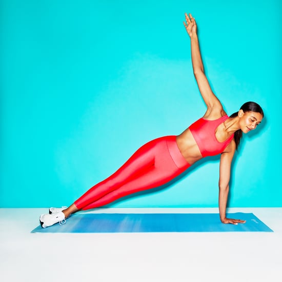 Plank Variation Exercises