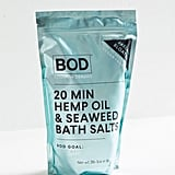 Body On Demand Hemp & Seaweed Bath Salts