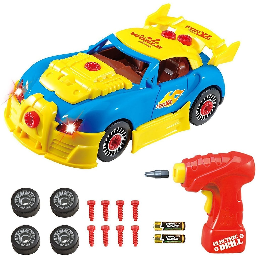 Take Apart Toy Racing Car Kit | Gifts For Kids Obsessed ...