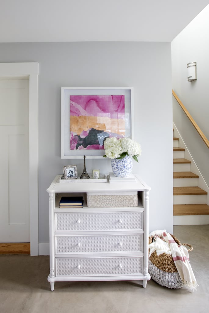 """Jillian's love of fashion can be seen in her decor. """"I definitely think fashion and interior design go hand-in-hand. If you have good style in one, then you will probably have good style in the other! It's all about having an eye for what looks good together,"""" Jillian said."""