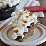 Deep Dish Skillet S'mores