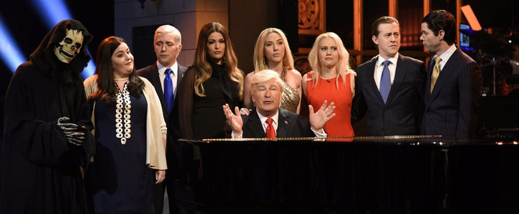 Here's What Happened When SNL's Writers Tried to Make Trump Play the Giving Tree