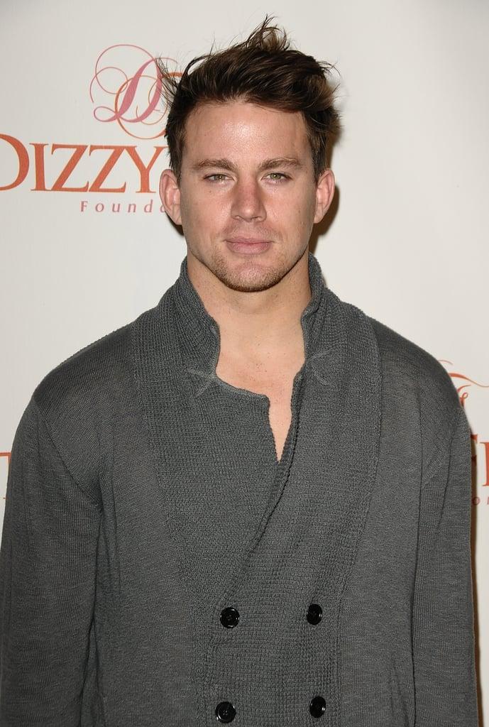 Channing Tatum in 2009