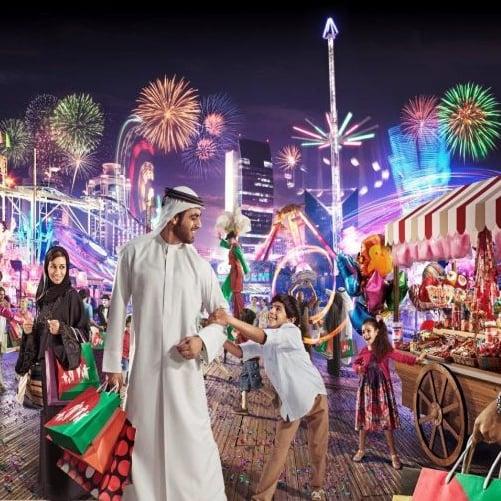 5 من أبرز الفعاليات الترفيهية المتبقية لمهرجان دبي للتسوق
