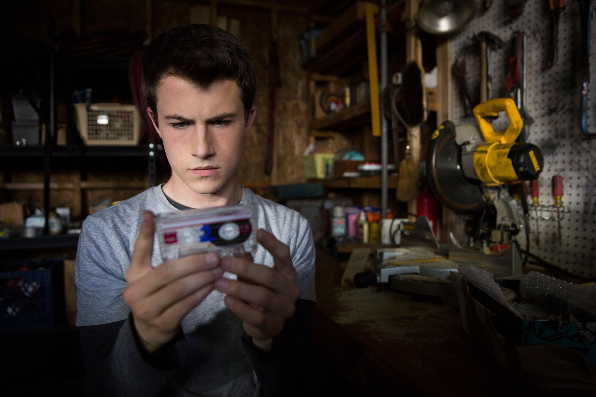Chances are you've either heard of Netflix's new series 13 Reasons Why, or  your teen has expressed interest in watching it. An adaptation of a YA  novel with ...
