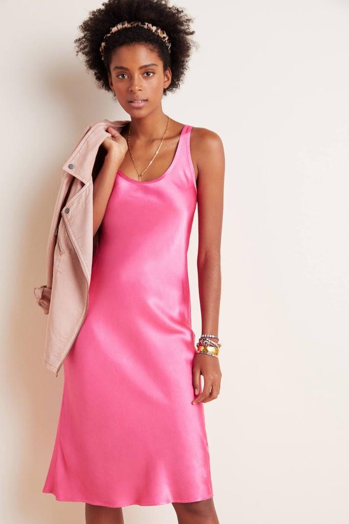 Samantha Bias Midi Dress