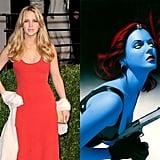 Jennifer Lawrence as Mystique: Yay or Nay?
