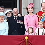 Prince William, Kate Middleton, and Their Family