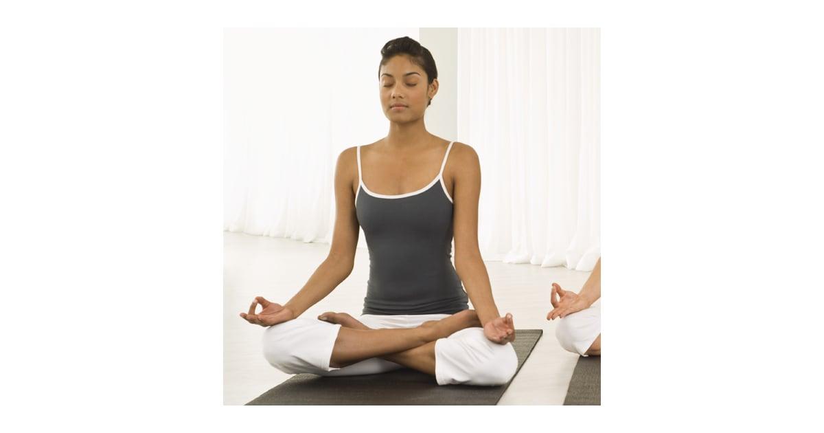 4 Styles of Yoga Breathing Explained   POPSUGAR Fitness