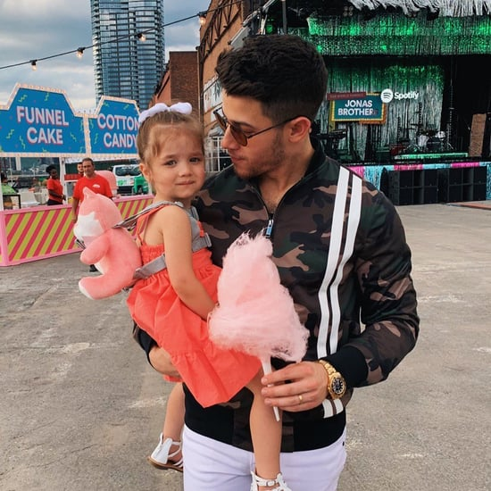 Cute Pictures of Nick and Joe Jonas With Kevin's Daughters