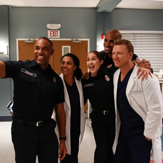 Grey's Anatomy Cast Instagram Pictures
