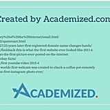 Here's where Academized found all this information.