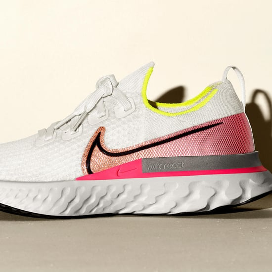 Nike React Infinity Run Flyknit Running Shoe
