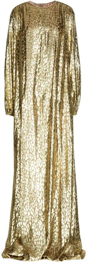 Michael Kors Long Sequin Dress